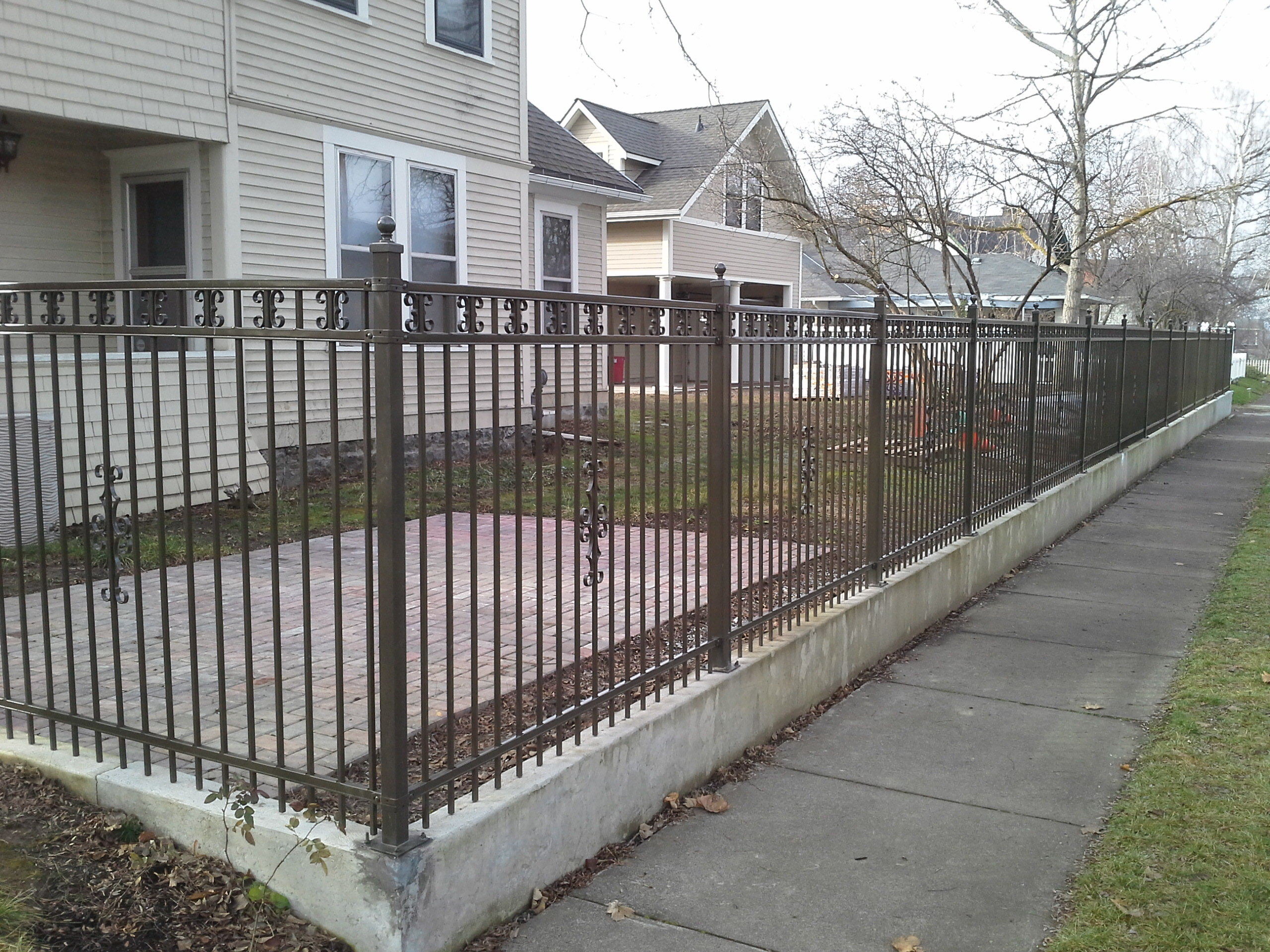 Metal | Carpenter Fence