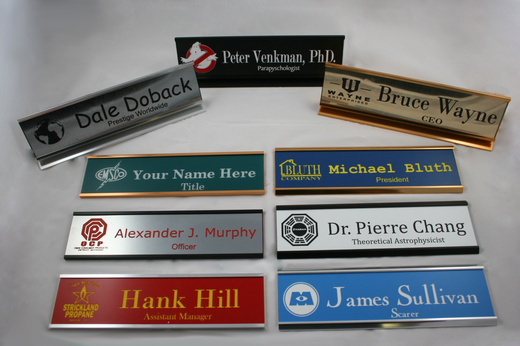 Office Products Northwest Engraving Service