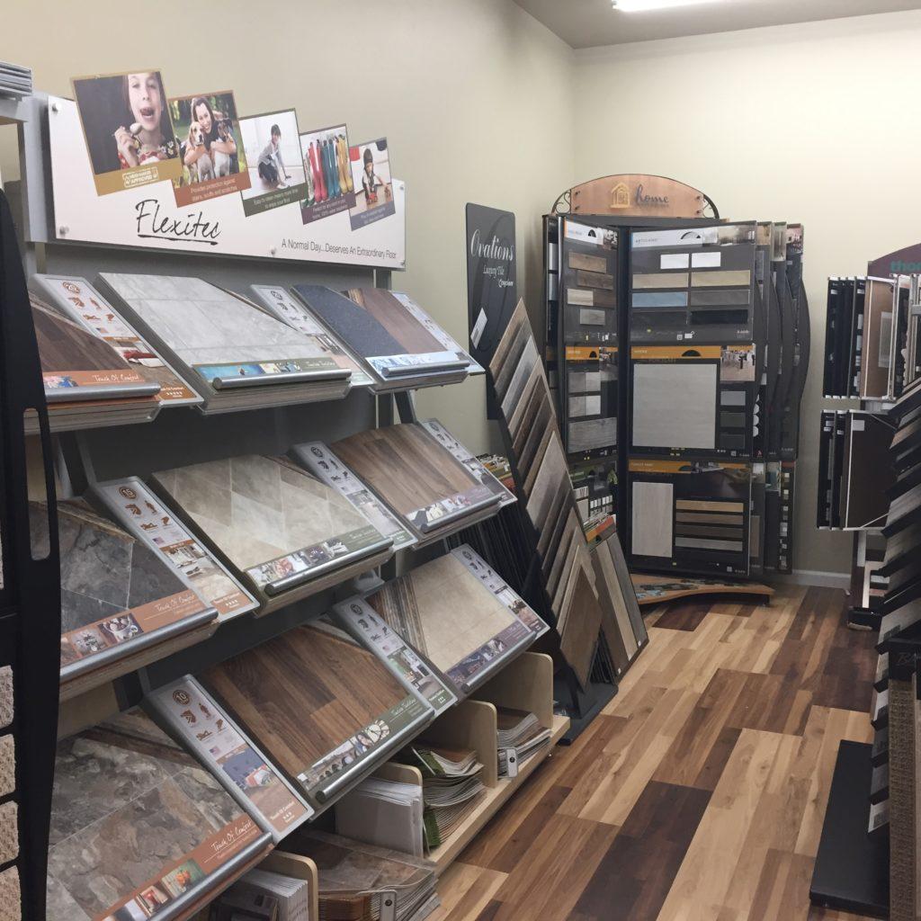 Floor coverings orofino builders supply for Floor covering suppliers