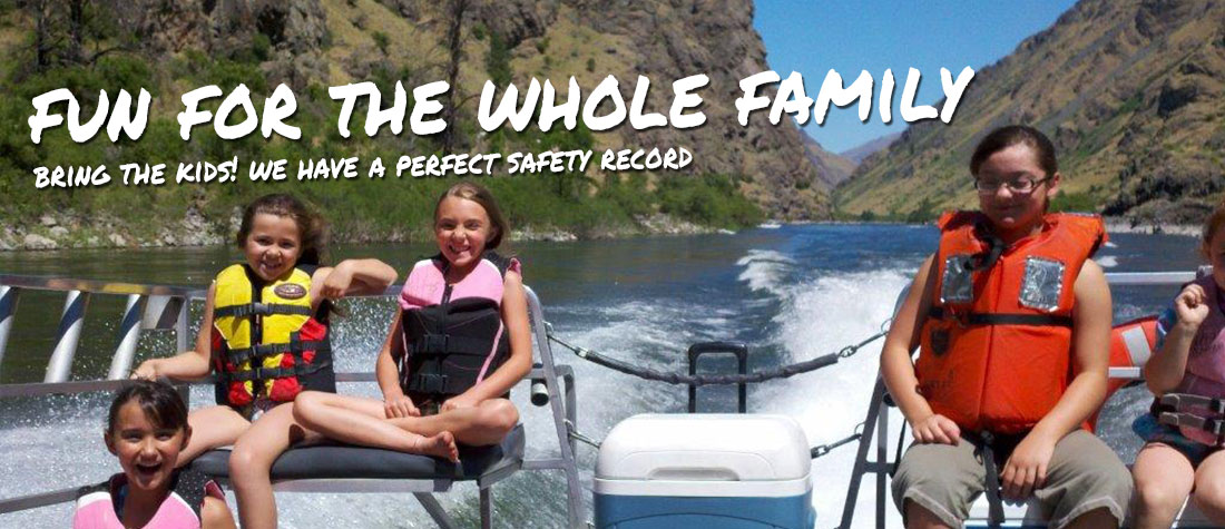 Family Friendly Tours of Hells Canyon