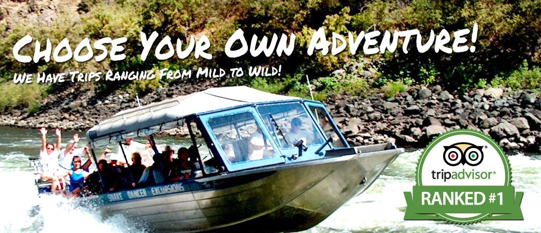 Hells Canyon Jet Boat Tours Snake Dancer Excursions